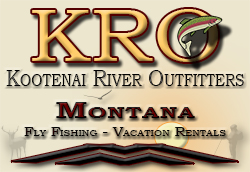 Kootenai River Outfitters Montana Fly Fishing Guides