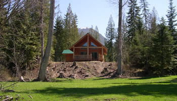 Montana Vacation Fly Fishing Cabin Rental