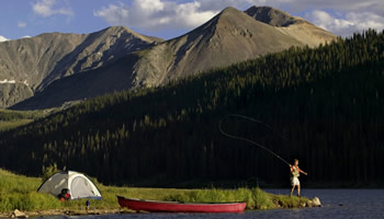 Troy Montana Camping