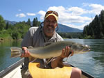 Montana Fly Fishing Kootenai River Bull Trout